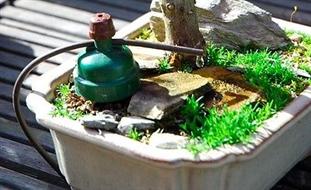 Irrigador Automático Ajustável 08cm - Não Usa Eletricidade