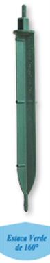 ESTACA MICROSPRAY SENNINGER 45,4L/h 160° VERDE