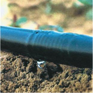tubo gotejador 8mm rolo 15 metros