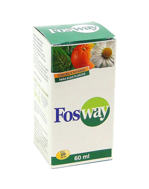 FERTILIZANTE FORTH FOSWAY FOSFITO 60mL